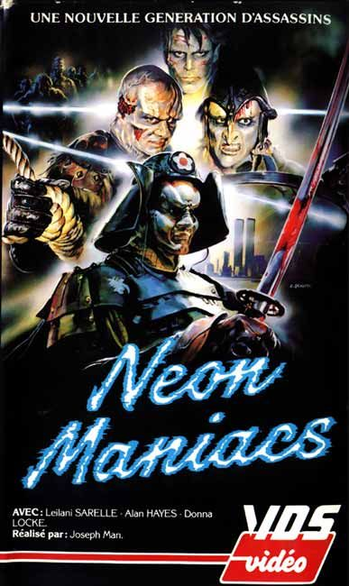 1986 - Neon Maniacs (A)(VHS)