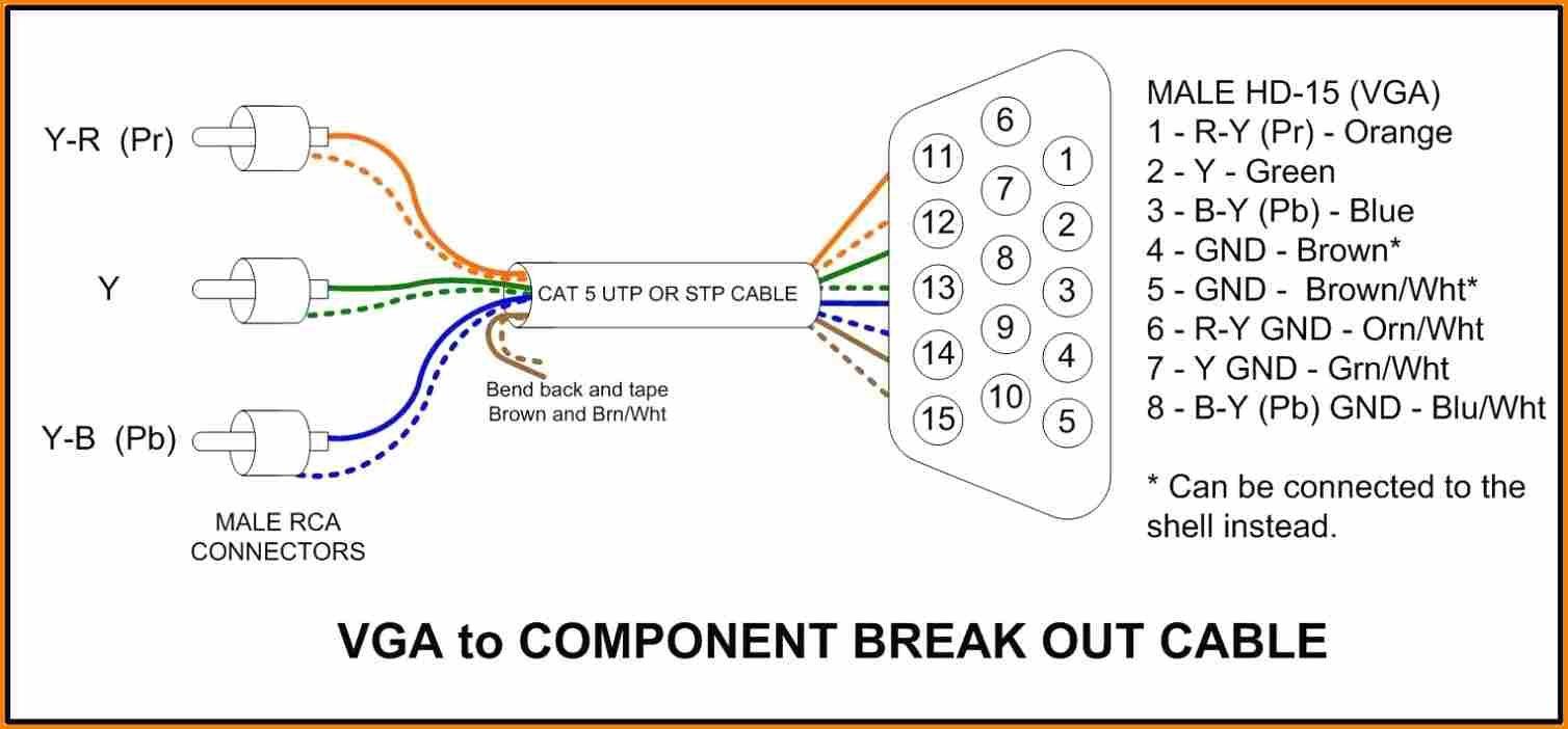 14 hdmi to vga wiring diagram addict throughout  vga