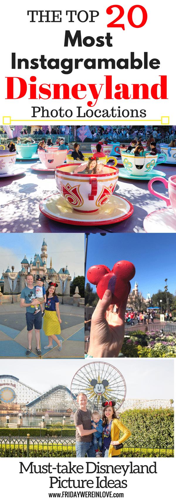 Photo of Muss Disneyland-Bildideen nehmen: Die Instagram-fähigsten Disneyland-Spots – Freitag sind wir verliebt