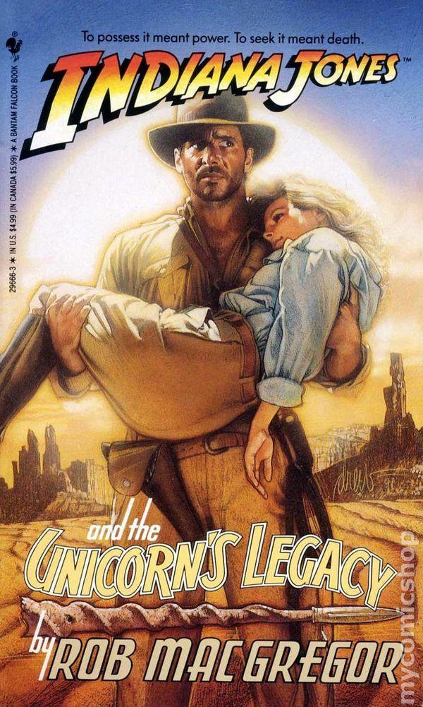 Indiana Jones And The Unicorn S Legacy Indiana Jones Indiana