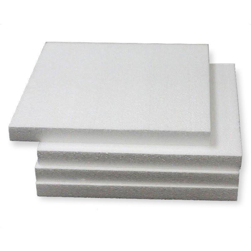 12 Pack 12 White Styrofoam Foam Square Flat Styrofoam Crafts Styrofoam White Wedding Decorations
