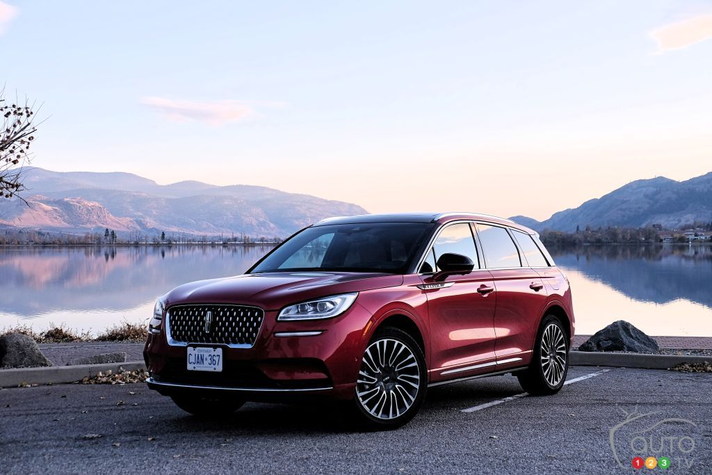2020 Lincoln Corsair first drive Car review, Car, Luxury suv