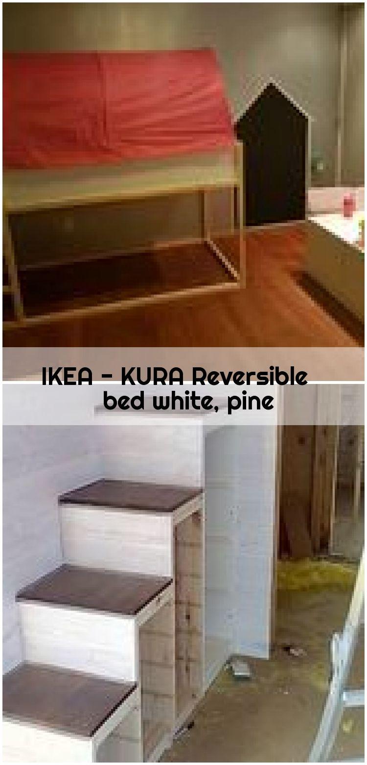 Ikea Kura Wendebett Weiss Kiefer Ikea Kura Wendebett Weiss