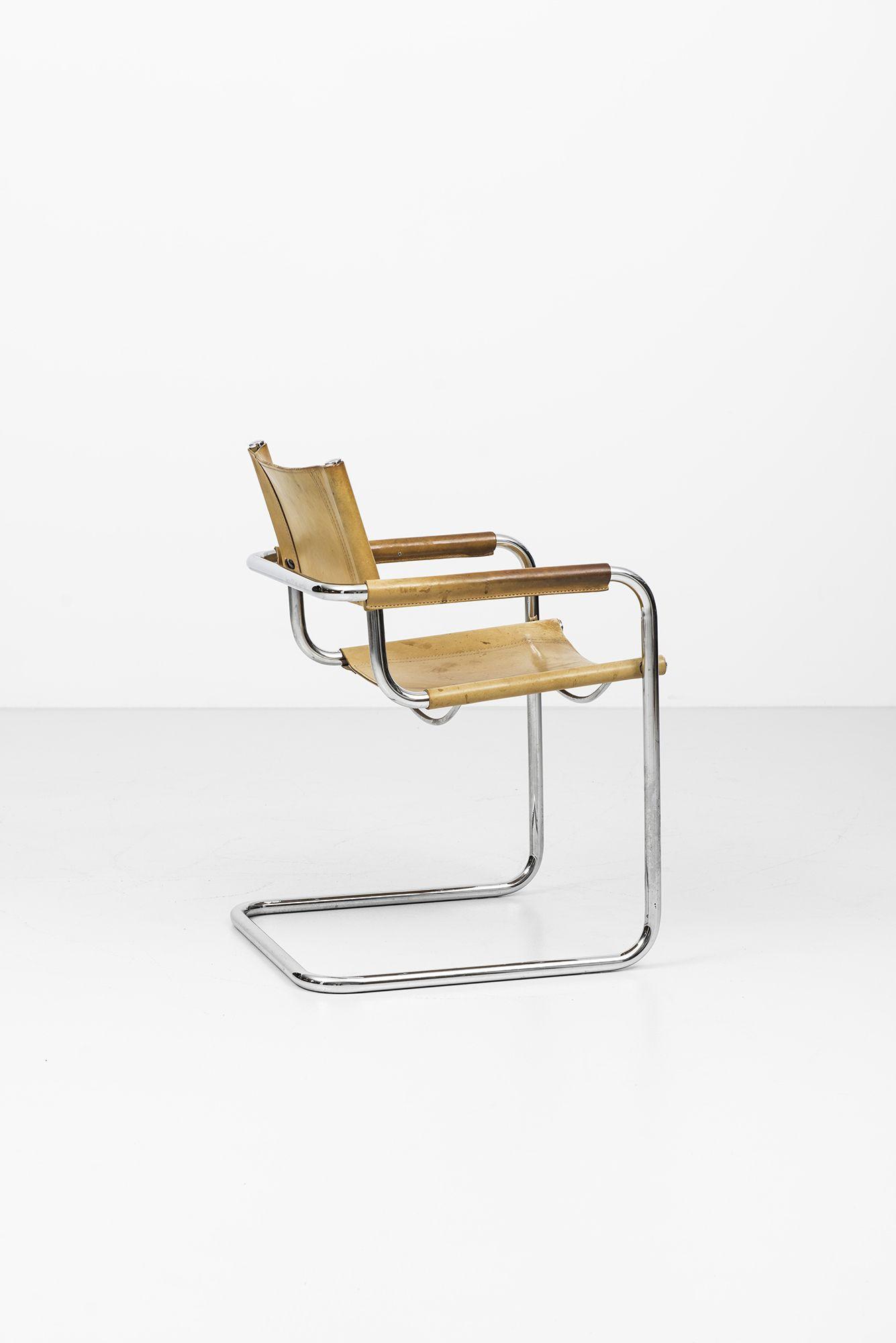 Mart Stam armchairs Chair design, Mart stam, Outdoor chairs