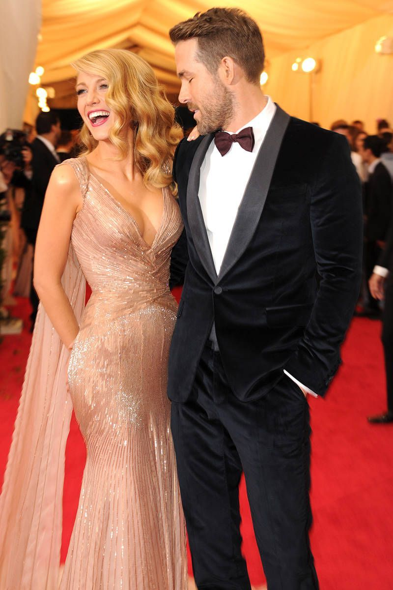 A History of Ryan Reynolds Gazing Lovingly at Blake Lively #blakelively