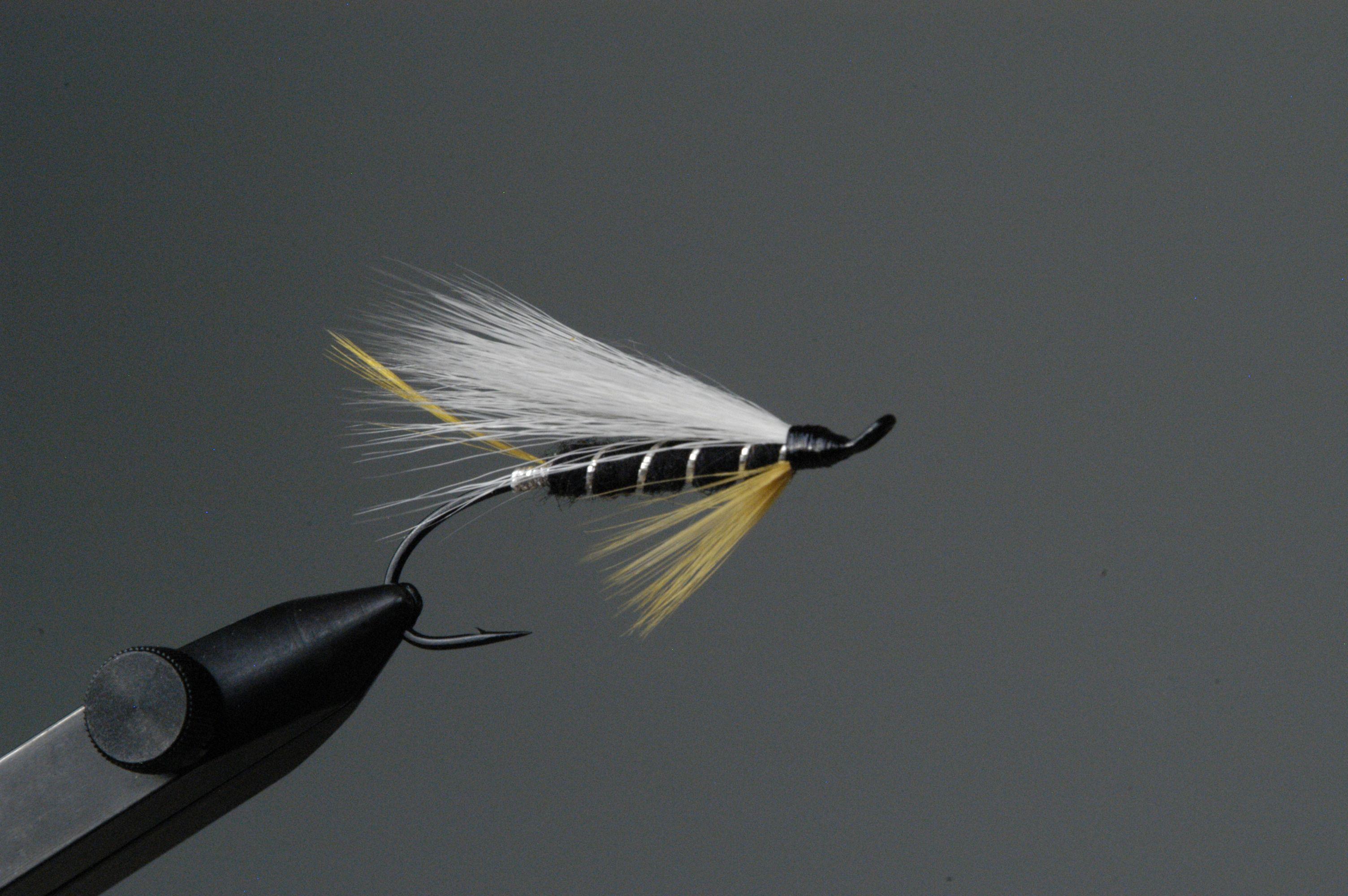 black ghost fly tying pinterest