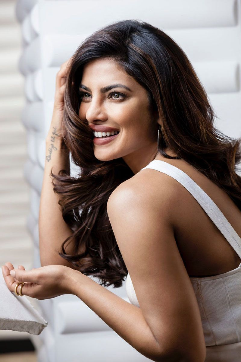 Priyanka Chopra is Pantene's New Face See Her First