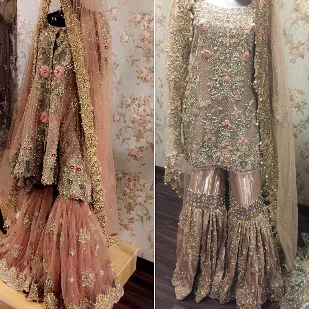 Left or right? we can't decide. Either way. Both are perfect #Gherara bridals❤️#SamsaraCoutureHouse - - - - - #Bridal #Pakistani #PakistaniBride #PakistaniWedding #Couture #desibride #desicouture #PakCouture #pakistanstreetstyle #thepakistanibride #Lahore #Islamabad #karachi #dubai #Toronto #london #newyork #manchester #birmingham #vancouver #houston #dallas #paris #milan
