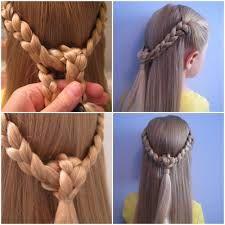 Resultado De Imagen Para Peinados Para Ninas De 9 Anos Peinados Faciles Paso A Paso Peinados De Ninas Faciles Peinados Faciles Pelo Corto