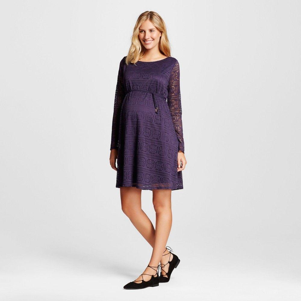 6cc509a147b Maternity Lace Dress