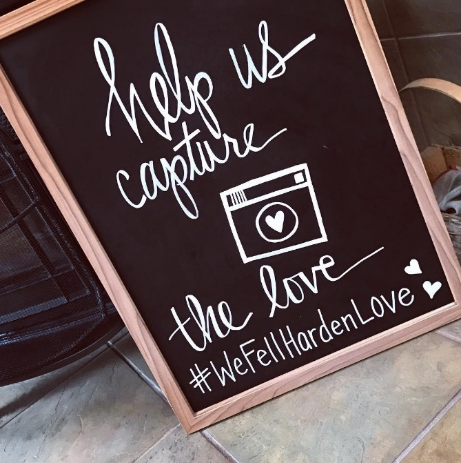 5 Steps for Coming Up with a Creative Wedding Hashtag, and