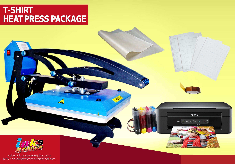 Sublimation T Shirt Printing Machine Price Philippines Chad