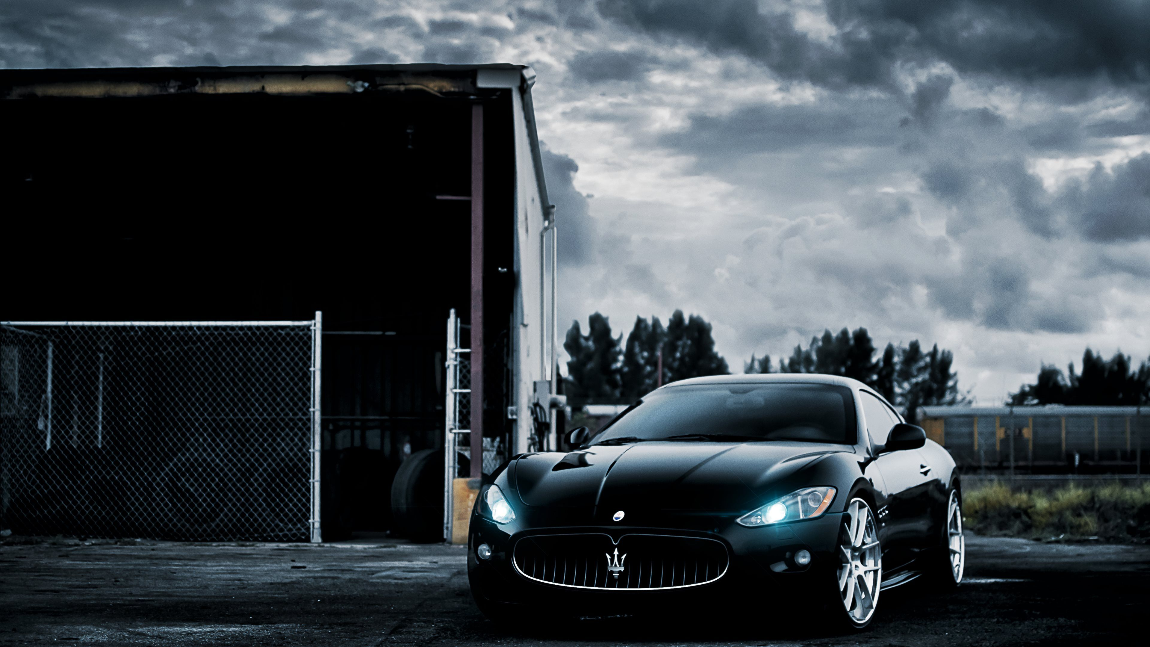 Maserati Hd Wallpaper 6