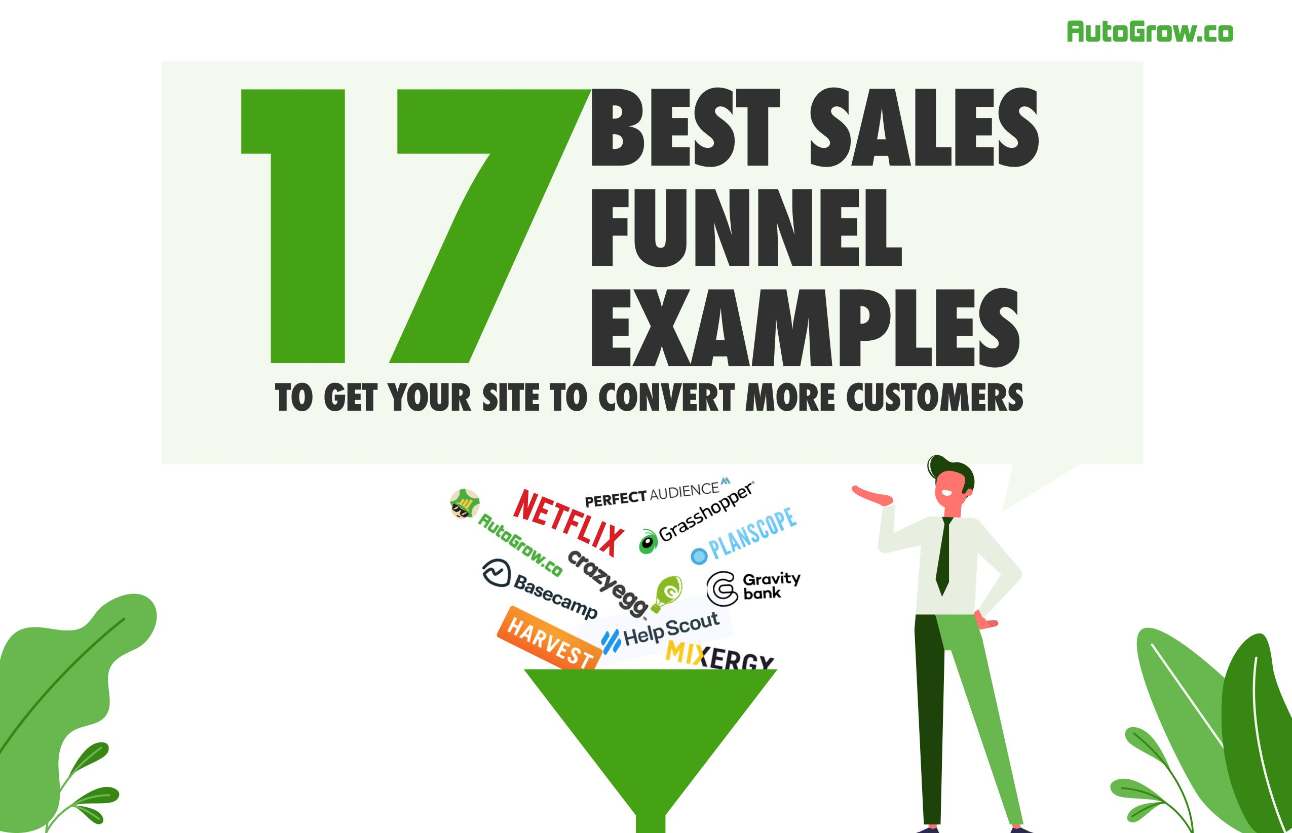 17 Best Sales Funnel Examples In 2019 To Help You Convert