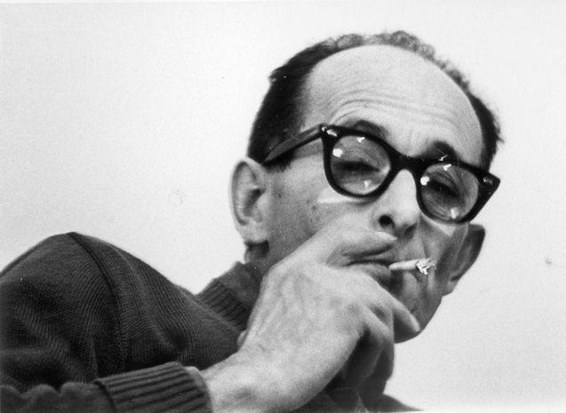 Adolf Eichmann | Inspirationsbilder Eichmann i Jerusalem | World War II, World war och Germany