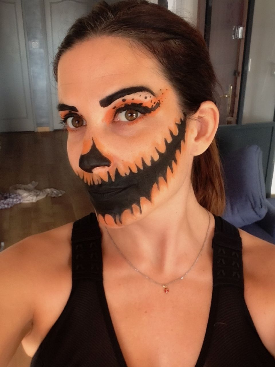 Pin by Ariane D'Angelo on Maquillage Halloween makeup