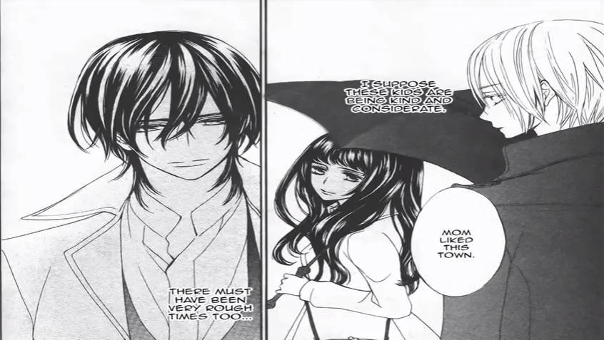 Vampire Knight - Kaname, Ai and Ren ♡ | Vampire Knight ™ | Pinterest