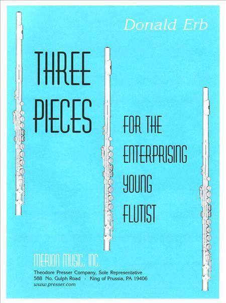 Three Pieces (Solo Part)