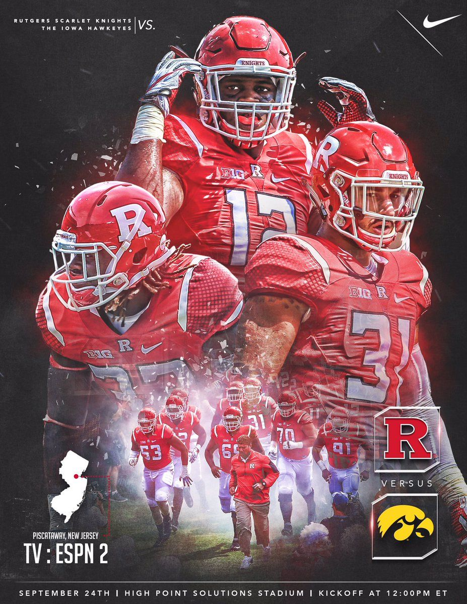Rutgers Rutgers Football Rutgers Football Helmets