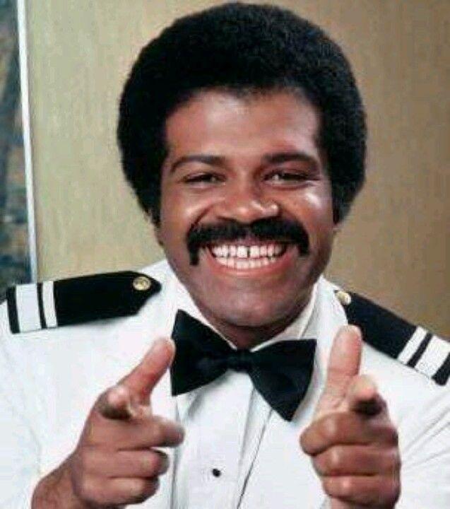 The Love Boat Bartender Isaac Washington Theodore