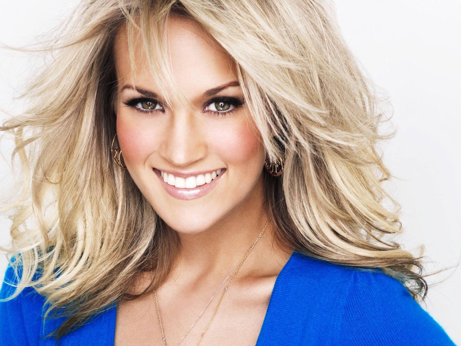 Carrie Underwood Carrie underwood hair, Hair styles, Hair