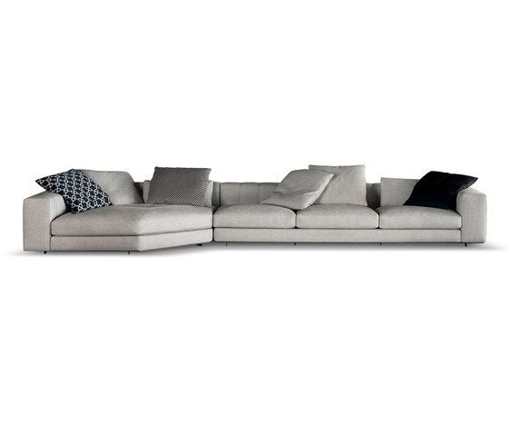 Freeman Duvet Sofa Sofas From Minotti Architonic Cute For My