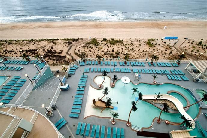Hotel Deal Checker Hilton Suites Ocean City Oceanfront Ocean City Ocean City Maryland Ocean City Md Hotels