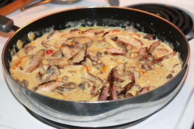 Man That Stuff Is Good Rattlesnake Pasta Rattlesnake Pasta Cooking Recipes Delish Recipes