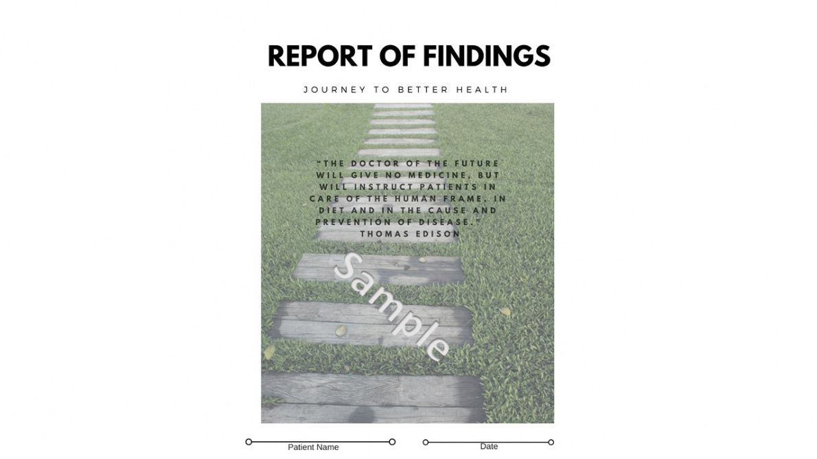 View The Report Diagnostic X Ray With Regard To Chiropractic X Ray Report Template Best Sample Report Template Book Report Templates Professional Templates