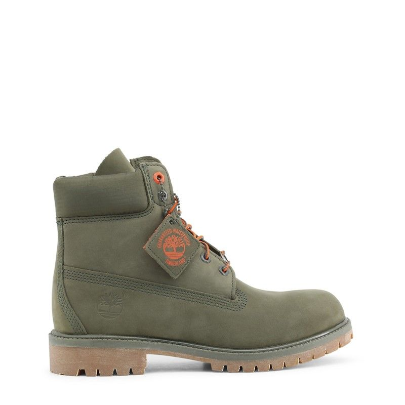 Timberland Premium Boot 0A1qy1a58 Grape Men Green Ankle