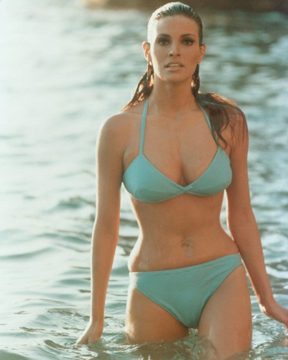Body raquel welch