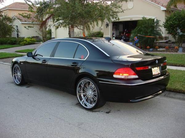 2003 BMW 745Li Bmw, Bmw 745li, Bmw 740