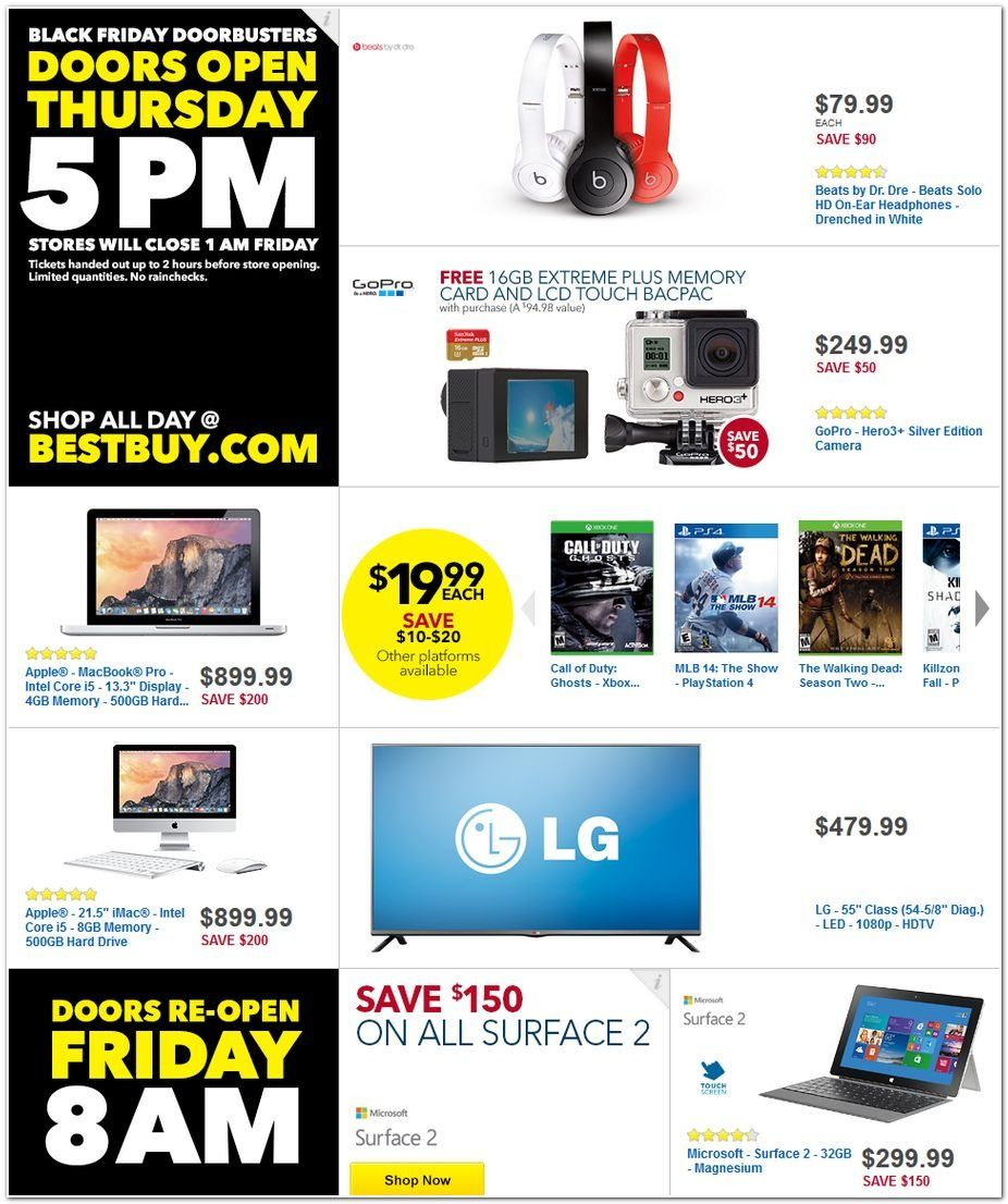 Best Buy Ad Scans Cool Things To Buy Black Friday Best Black Friday