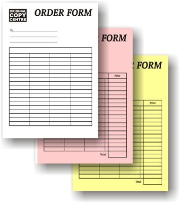 1000+ images about carbonless forms on pinterest | track records, Invoice templates