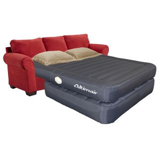 Fine Premium Altimair Queen Size Airbed Addition For Sofa Inzonedesignstudio Interior Chair Design Inzonedesignstudiocom