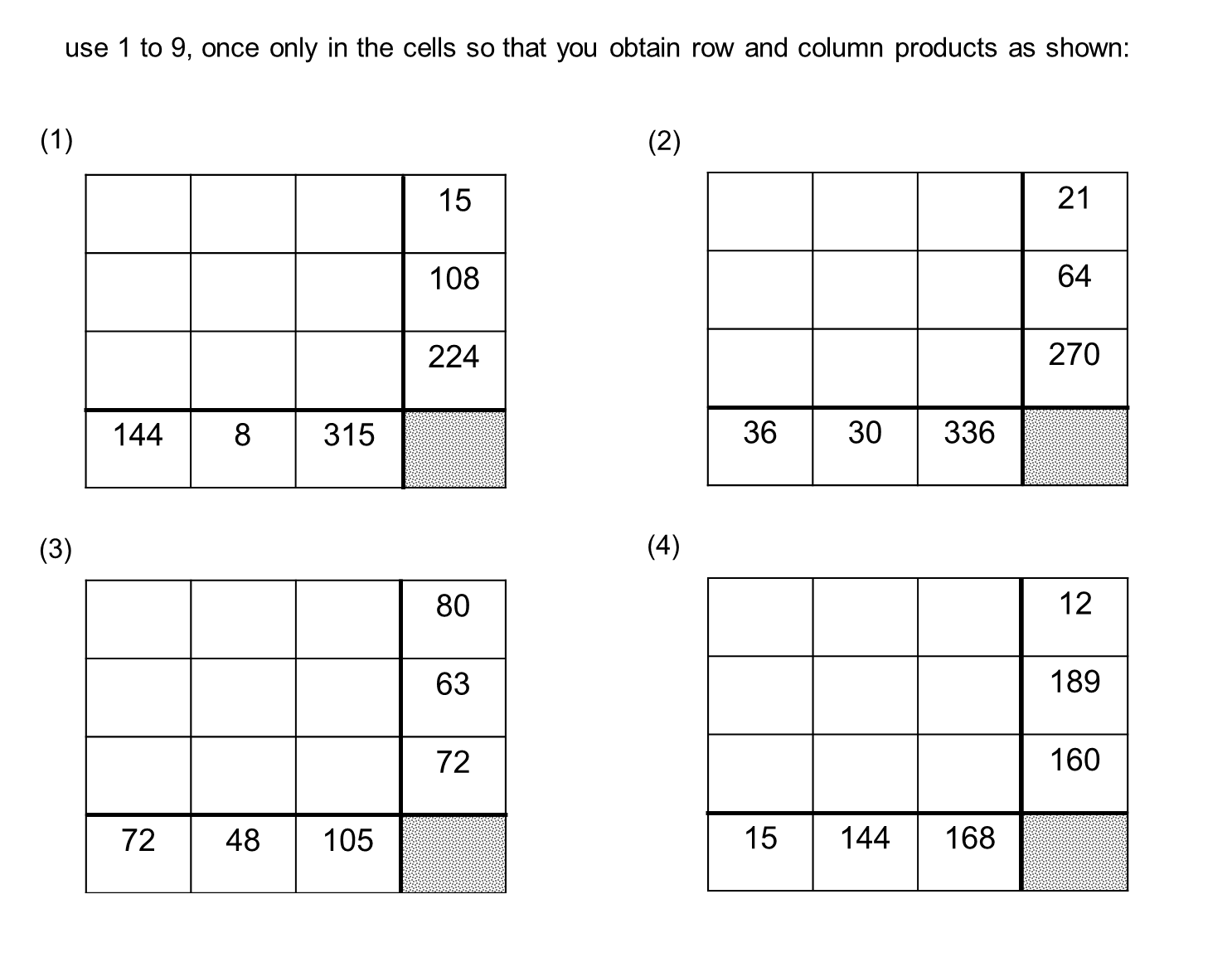 1 To 9 Multiplied Learning Worksheets Equations Math [ 1172 x 1486 Pixel ]