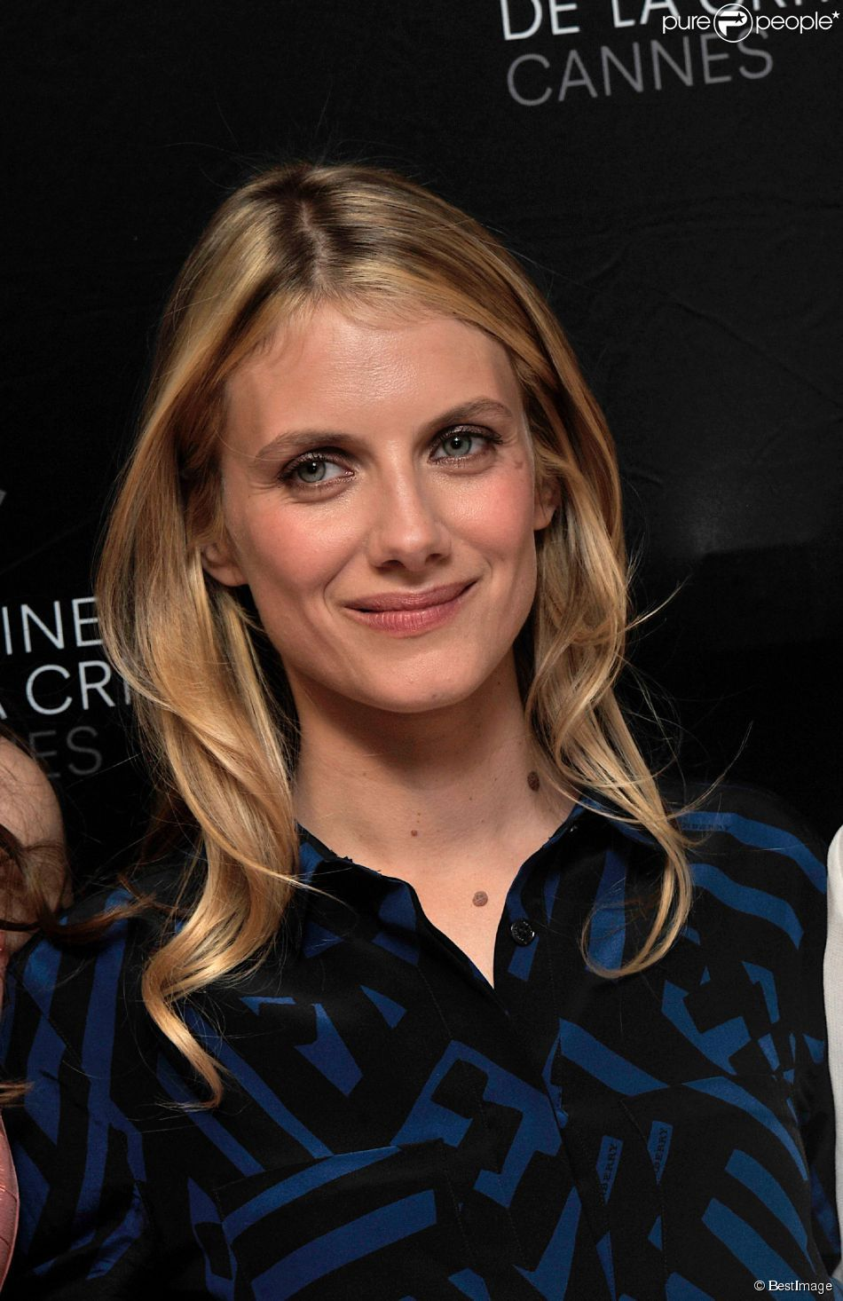 m lanie laurent photocall of the film breathe by m lanie laurent miramar cinema for the. Black Bedroom Furniture Sets. Home Design Ideas