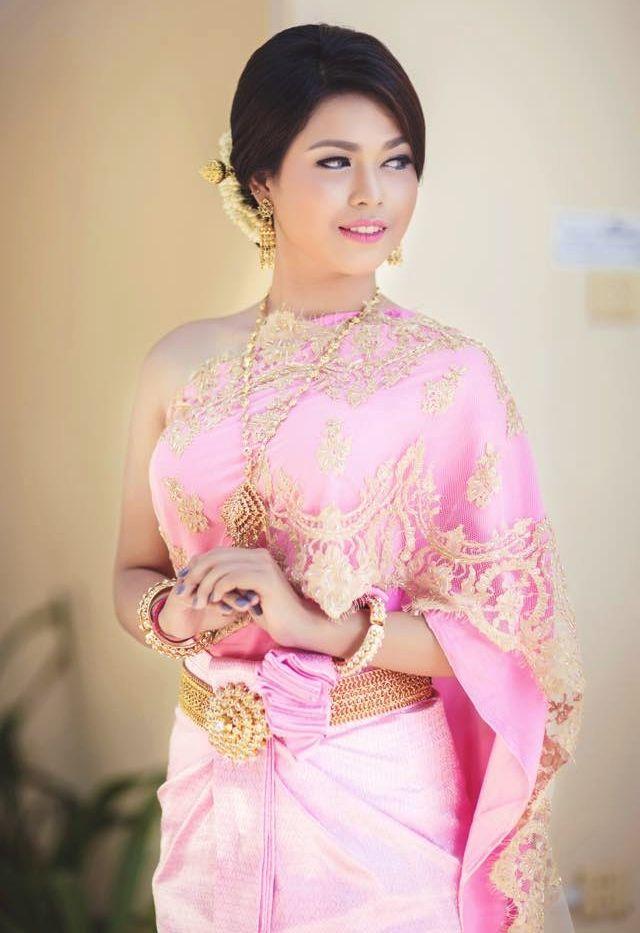 Vistoso Equipo De La Boda De Camboya Molde - Colección del Vestido ...