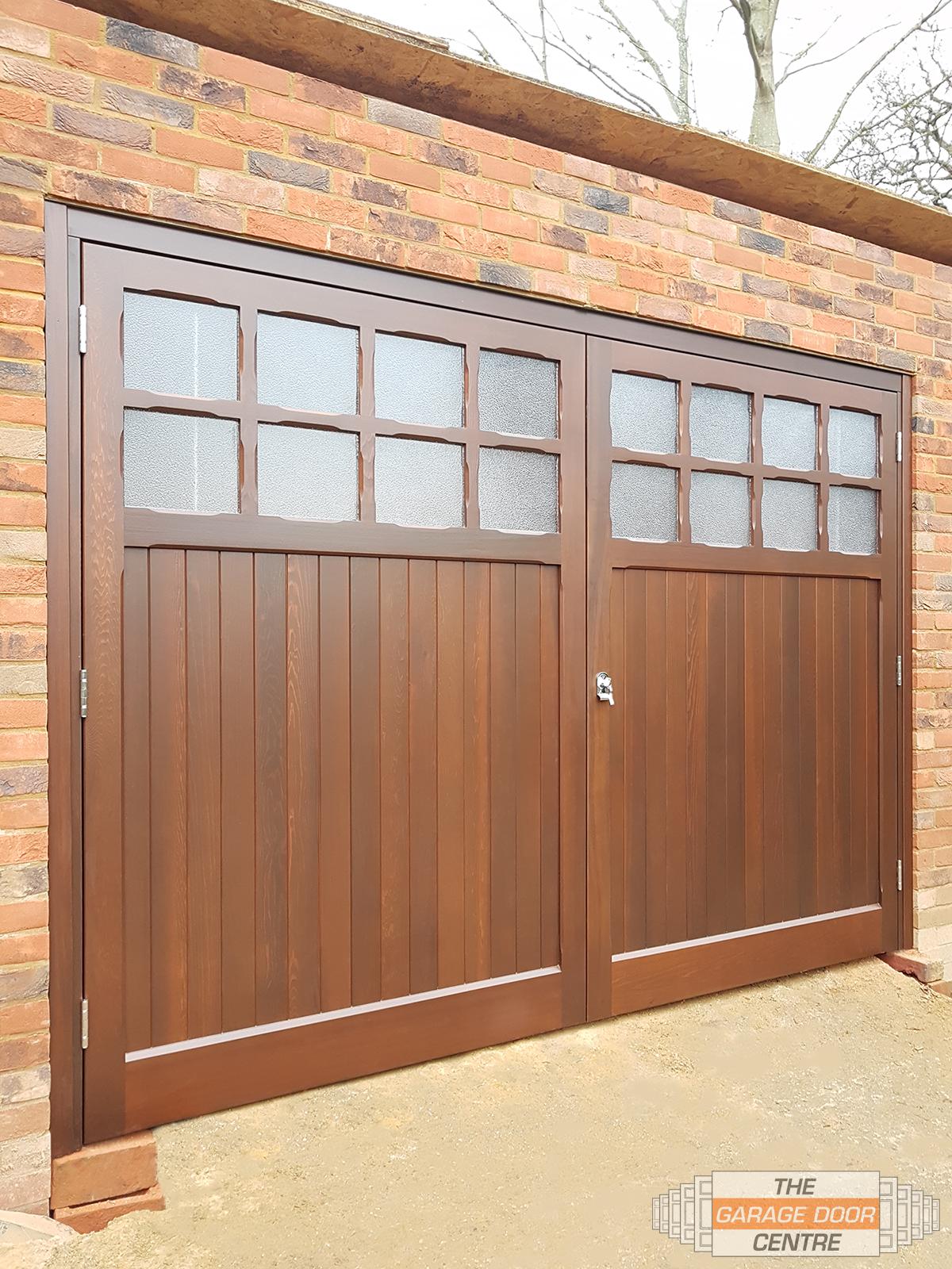 Beautiful Timber Side Hinged Door In 2020 Garage Door Design Side Hinged Garage Doors Garage Door Hinges