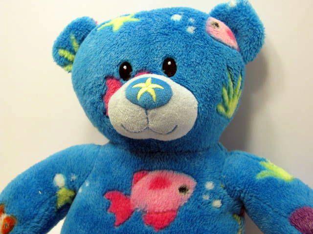 "Build A Bear Small Penguin Plush Stuffed Animal 6/"" Tall"