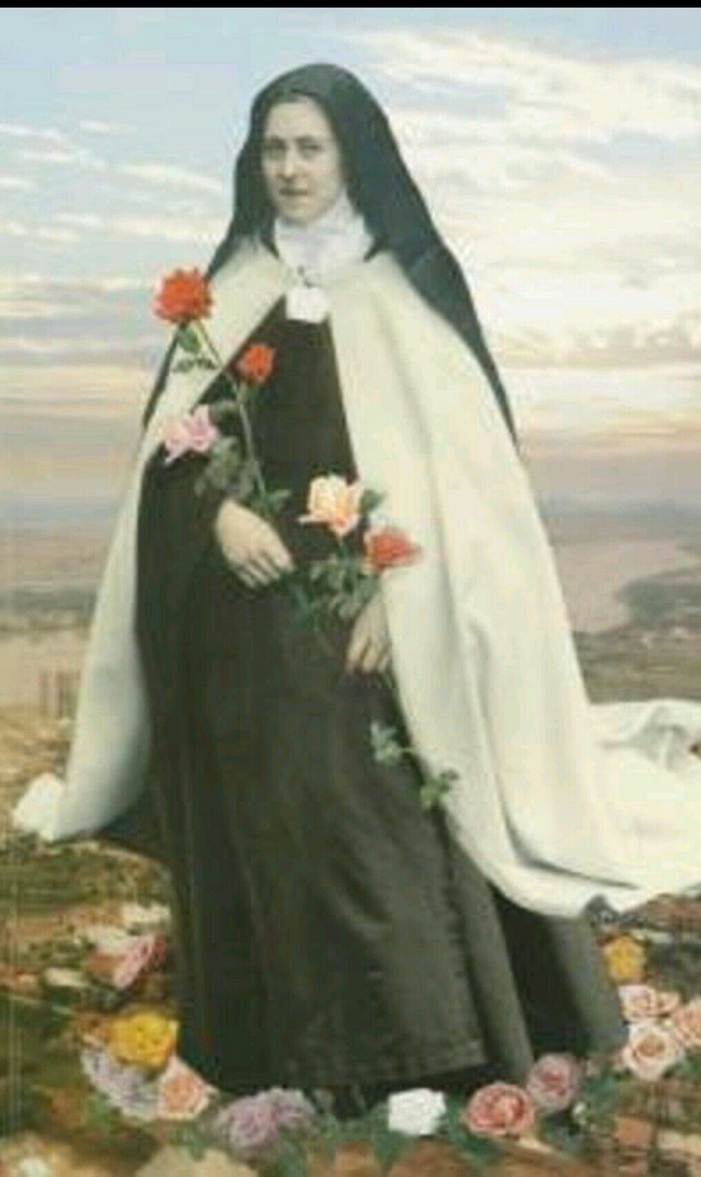 Pin on ST. THERESE OF LISIEUX, OF THE LITTLE CHILD JESUS