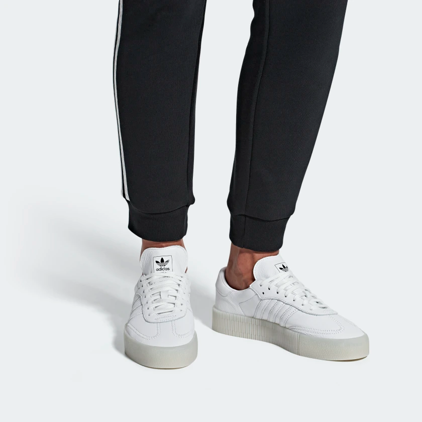adidas SAMBAROSE Shoes - White | adidas