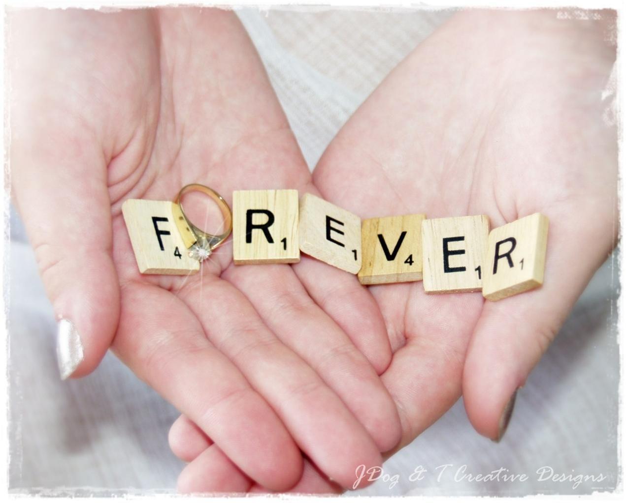 Engagement Photo Props | ... -TILES-WEDDING-ENGAGEMENT-PHOTO-PROP ...
