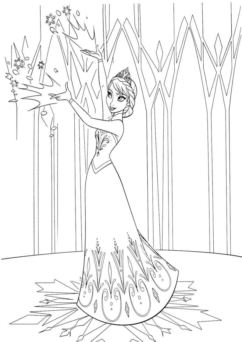 Kolorowanka Dla Dzieci Disney Kraina Lodu Disney Coloring Pages Frozen Coloring Pages Disney Princess Coloring Pages