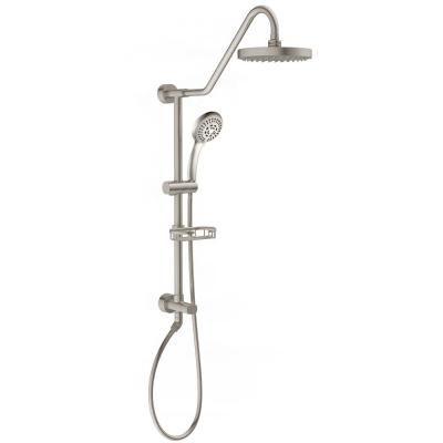 Pulse Showerspas Kauai Iii 3 Spray Handshower And Showerhead Combo