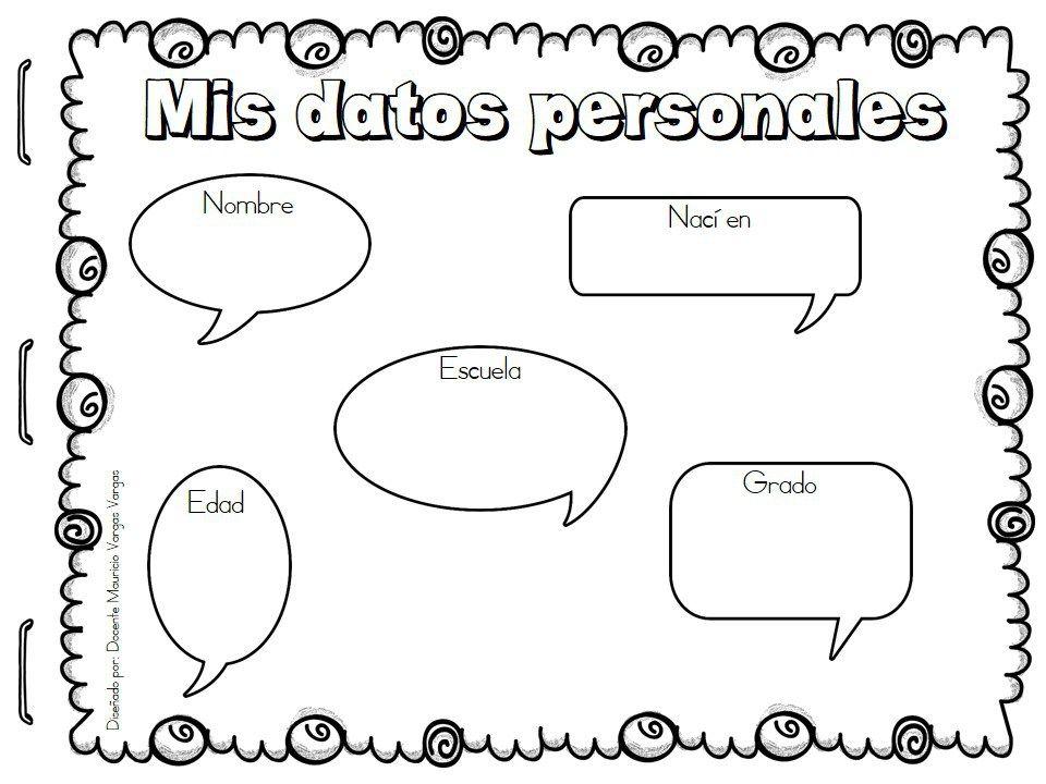 Estupendo cuaderno ASÍ SOY YO, trabajamos la identidad personal ...