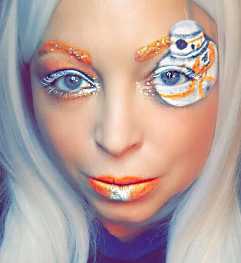 17 Star Wars makeup looks from Instagram that will blow your mind