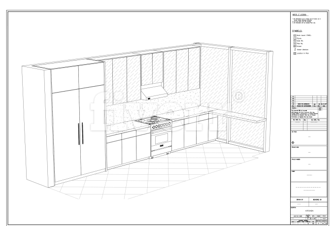 For Only 25 I Will Prepare Furniture Woodworking Joinery Cad