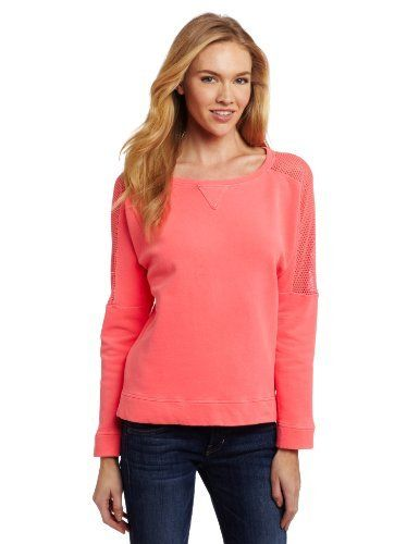 Sanctuary Clothing Women's Sedona Mesh Sweat Sanctuary. $74.00. Machine Wash. Mesh detailing. French terry. 100% cotton. Made in USA