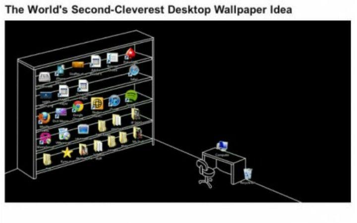 20 Funny And Clever Desktop Wallpapers: Cool Desktop, Good